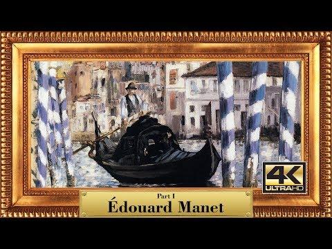 Artist: Edouard Manet (1832-1883) | 275 classic paintings | 4K Ultra HD slideshow