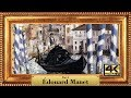 Artist: Edouard Manet (1832-1883)   275 classic paintings   4K Ultra HD slideshow