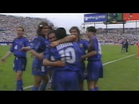 MARADONA - against greece 1994