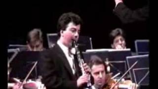 Rossini variazioni in do - Sergio Bosi clarinet