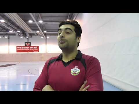 7th Dresden Indoor Tournament: Interview with Usman from Runners-up SSC Cricket Lions Karlsruhe