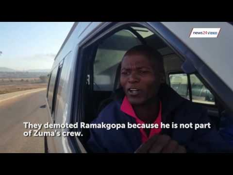 The ANC cannot bring a Zulu to rule Pedis, Tsongas - Tshwane taxi driver