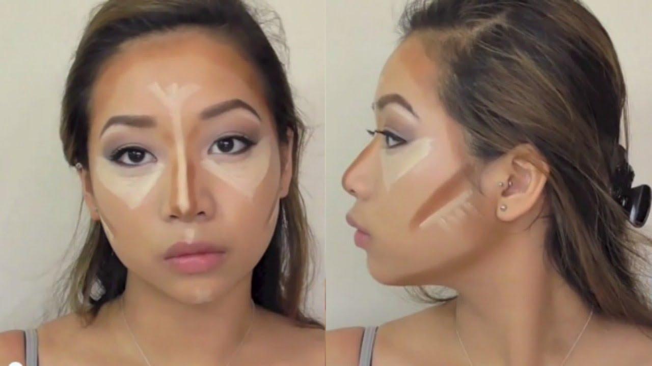 How To Contour & Highlight ™�  Kim Kardashian's Makeup Secret  Youtube