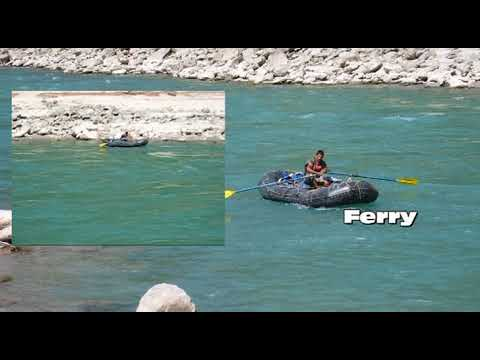 Northern India Float Trip 2011 part 2