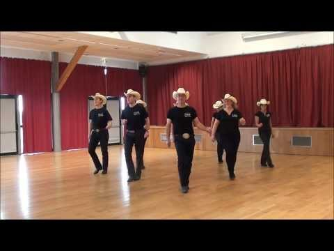 I RUN TO YOU Line Dance (Dance & Teach in French)