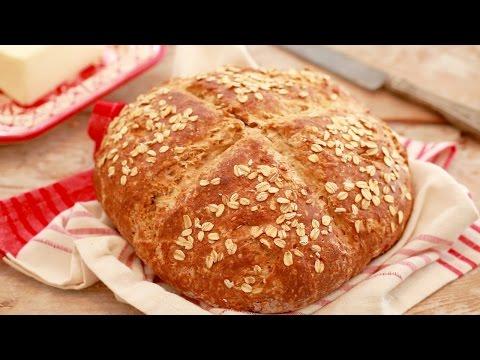 Traditional Irish Soda Bread for St. Patrick's Day - Gemma's Bigger Bolder Baking Ep 115