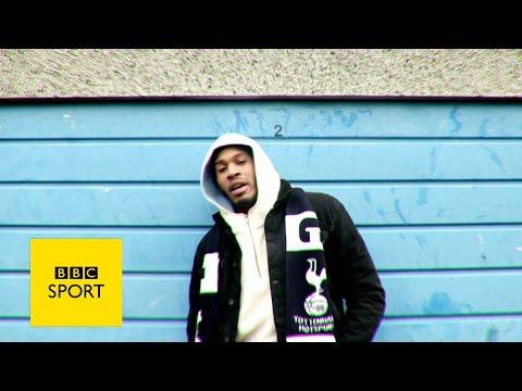 Scorcher's Spurs rap - BBC Sport