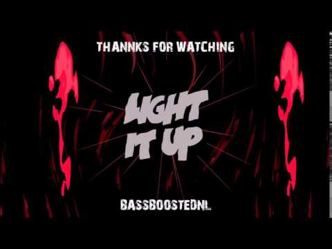 Major Lazer  Light it up 1 hour e hour remix BASS BOOSTED