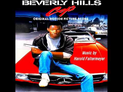 Harold Faltermeyer   Beverly Hills Cop Soundtrack Original Score‏