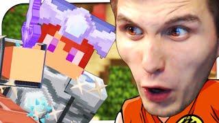 EIN WIRKLICH LÄCHERLICHER TOD! ☆ Minecraft: Skywars