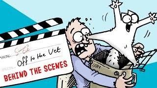 The Making Of - Simon's Cat | OFF TO THE VET