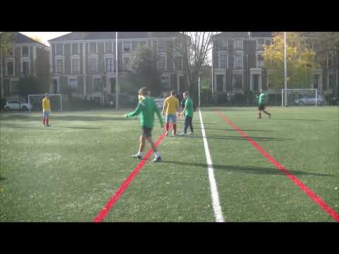 Dynamo Dalston 3 v Newington Green Rovers 2