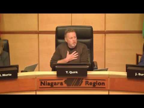 Niagara Region's Audit Committee LAMBASTES Mayor Augustyn about undisclosed audit & missing $17M