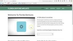 Best Denture Implants Haines City