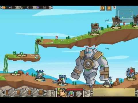 วีดีโอการเล่นเกม Giants and Dwarves TD คนแคระผู้สยบยักษ์