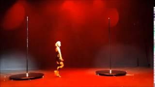 Pole Dance competition September 2015 Riette