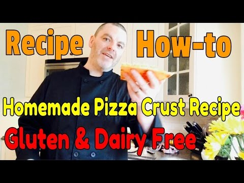 Gluten Free Pizza Dough My Delicious Homemade Gluten Free Pizza Crust Recipe