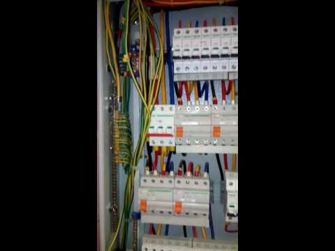 Dubai electric work