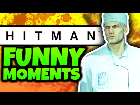"Hitman Funny Moments! - ""THE KILLER CHEF!"" - (Hitman Paris Gameplay)"