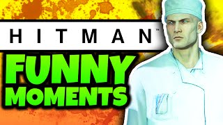 hitman 2016 funny moments the killer chef hitman gameplay