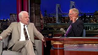 Steve Martin Hilarious interview with Letterman