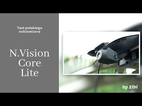 N.Vision Core Light - Test Polskiego Noktowizora Samochodowego