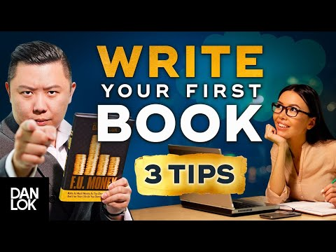 how-to-write-your-first-book