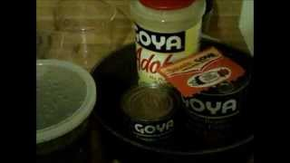How To Make Puerto Rican Yellow Rice With Beans