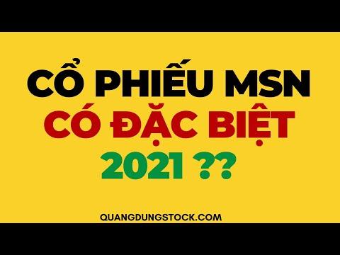 CỔ PHIẾU MSN CỔ PHIẾU ĐẶC BIỆT 2021 ?? | ĐẦU TƯ CHỨNG KHOÁN