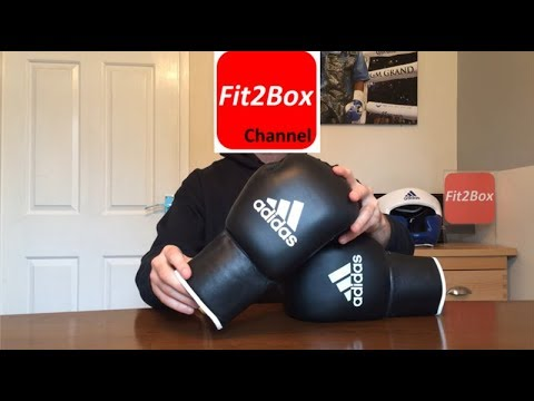 ADIDAS PRO SPARRING GLOVES REVIEW