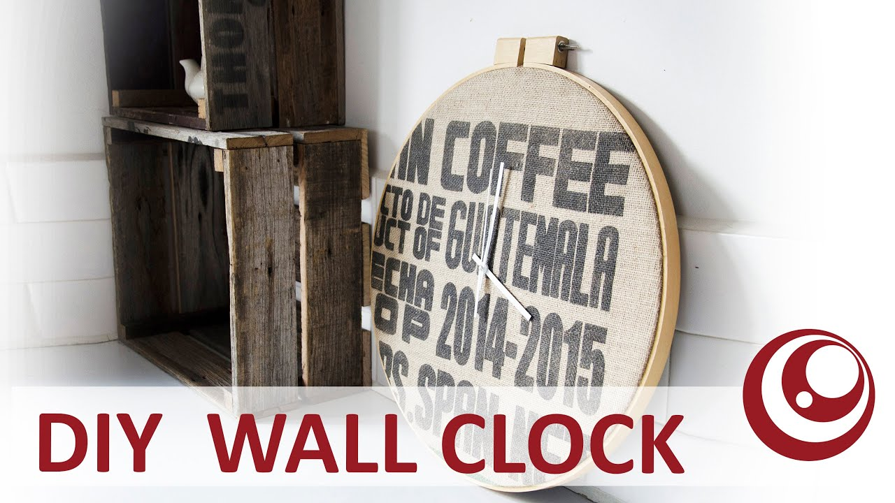 Cheap Wall Clocks Online Diy Wall Clock How To Make Your Own Wall Clock Easy