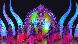 Jumthaka jum jum by kids chaitra