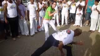 Roda de Capoeira na Catedral - 17/03/13 parte 3