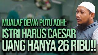 Download ISTRI HARUS OPERASI CAESAR, UANG TINGGAL Rp. 26 RIBU! COBAAN!! | DEWA PUTU ADHI VS REFLY HARUN