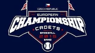 Baseball Ukraine - Austria U15 European Championship III place game
