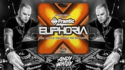 FRANTIC EUPHORIA 2005 (FRANTIC CLASSICS) mixed by Andy Whitby - Ministry of Sound
