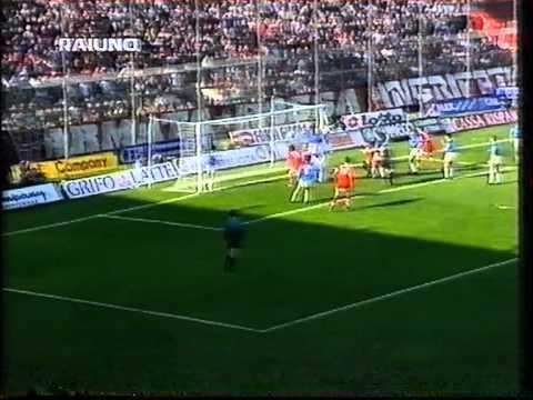"""""""Stagione 1996-1997"""" 26. Perugia - Napoli (06/04/97) By"""