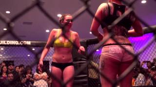 B.L.O.W. Match 4:  Bridget vs.  Rachel
