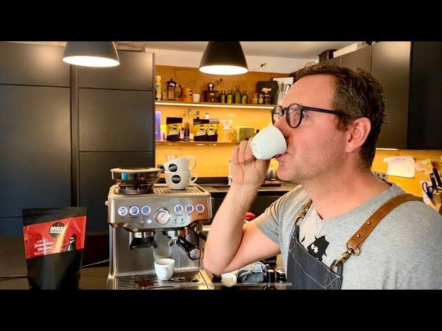 Sage Barista Express - Testbericht der günstigen Kaffeemaschine für Einsteiger - Tipps und Tricks!