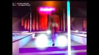 Aaliyah-Rock the Boat (GTAV MUSIC VIDEO)