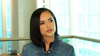 Download Becky G on Mental Health and the Pressure to Get Engaged to Boyfriend Sebastian Lletget Mp3 and Videos