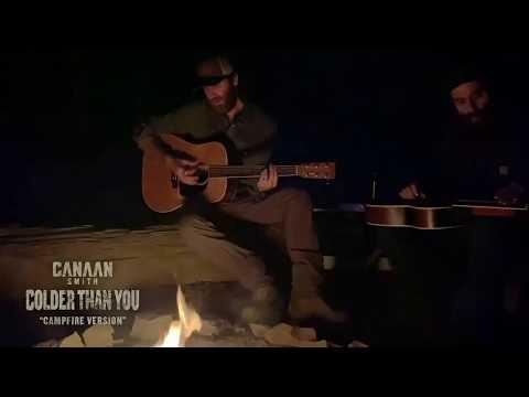 Смотреть клип Canaan Smith - Colder Than You