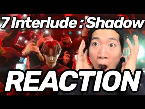 BTS (방탄소년단) MAP OF THE SOUL : 7 'Interlude : Shadow' Comeback Trailer REACTION!!