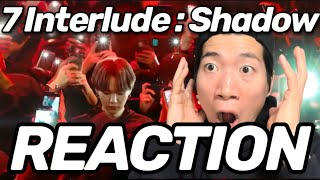 Gambar cover BTS (방탄소년단) MAP OF THE SOUL : 7 'Interlude : Shadow' Comeback Trailer REACTION!!