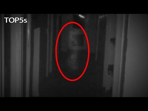 5 Scariest Paranormal Activity & Poltergeists Caught on Camera