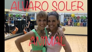 ALVARO SOLER ANIMAL Zumba dance