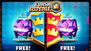 I'm Back!!! Supercell Lagi Super Baik :3 - Clash Royale Indonesia