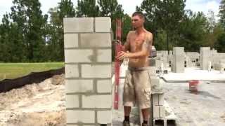 Строительство дома во Флориде ч 2 СТЕНЫ за 1 ДЕНЬ(, 2015-11-17T20:15:51.000Z)