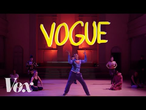 Thumbnail: How the LGBT community created voguing