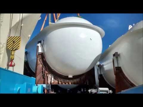 Logistics Plus Inc. - 4 of a kind - LPG tank shipment